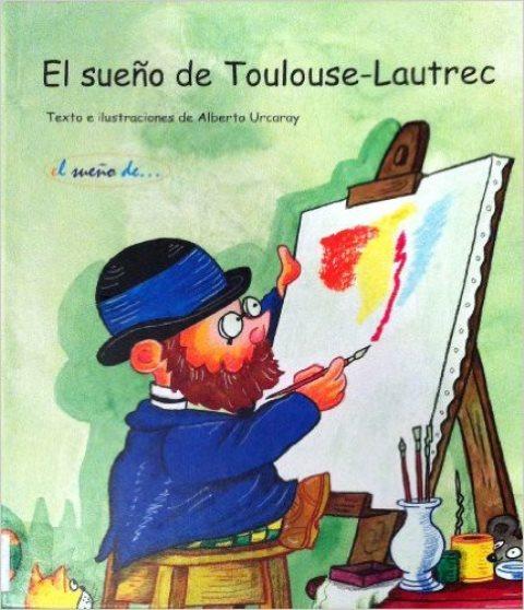 EL SUEÑO DE TOULOUSE - LAUTREC