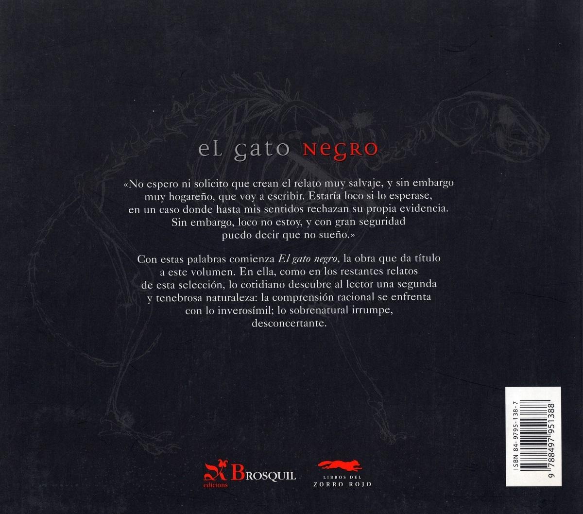GATO NEGRO Y OTROS (RUST.)