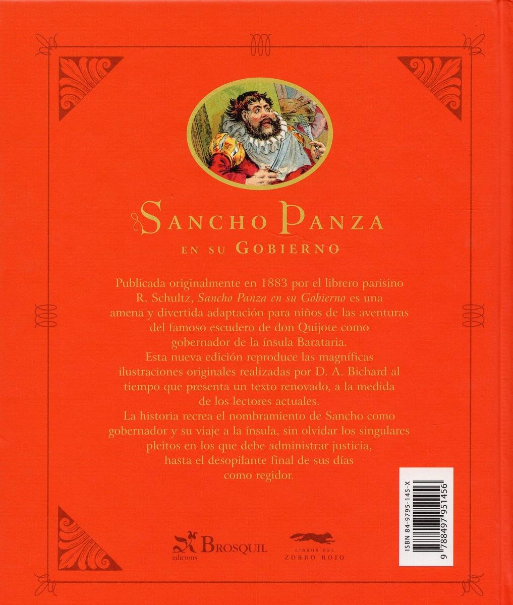 SANCHO PANZA EN SU GOBIERNO