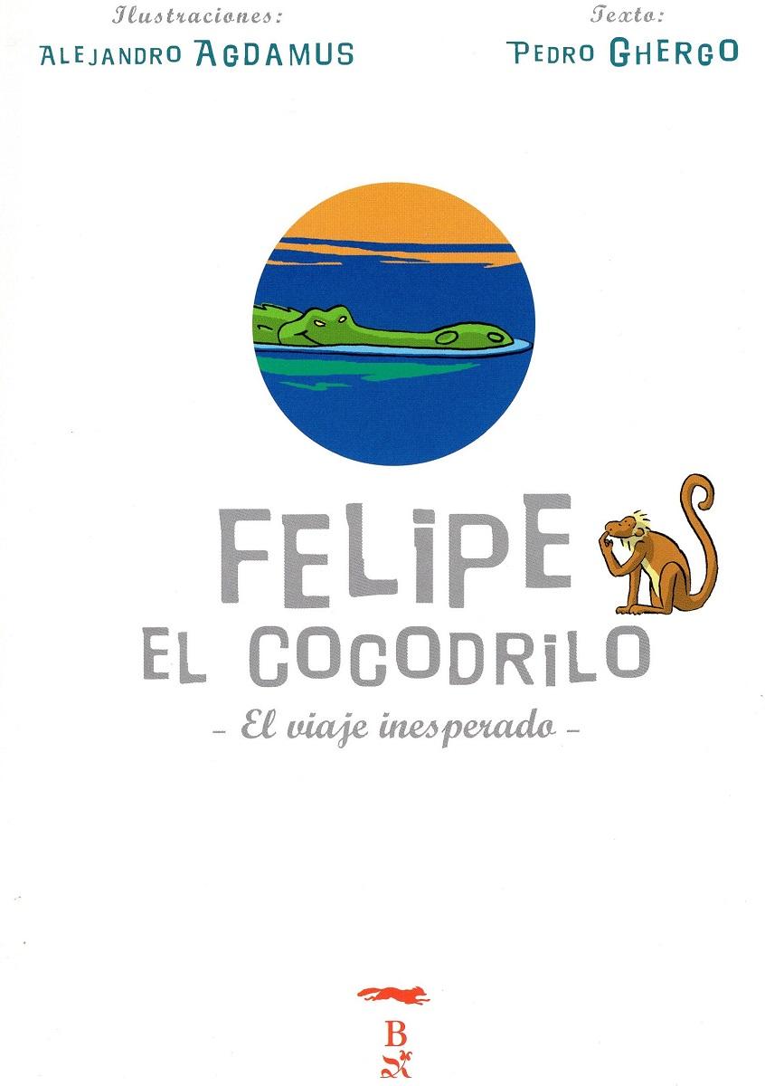 FELIPE EL COCODRILO (RUST.)