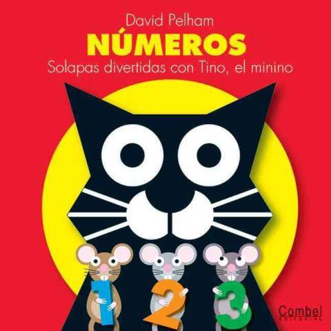 NUMEROS . SOLAPAS DIVERTIDAS CON TINO EL MININO
