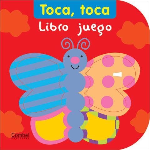 LIBRO JUEGO . TOCA , TOCA