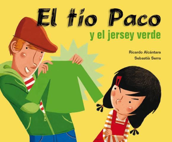 EL TIO PACO Y EL JERSEY VERDE