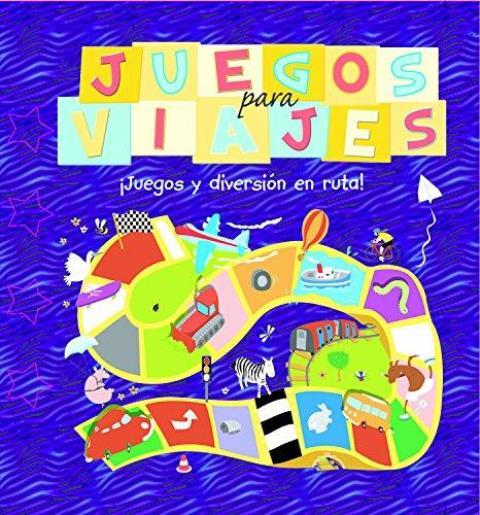 JUEGOS PARA VIAJES . JUEGOS Y DIVERSION EN RUTA !