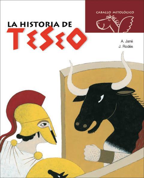 LA HISTORIA DE TESEO