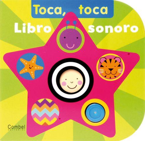LIBRO SONORO . TOCA , TOCA