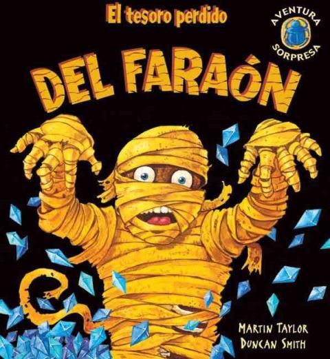 EL TESORO PERDIDO DEL FARAON