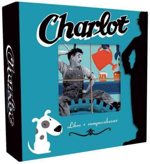 CHARLOT LIBRO + ROMPECABEZAS