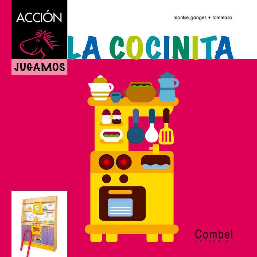 LA COCINITA . COLECCION JUGAMOS