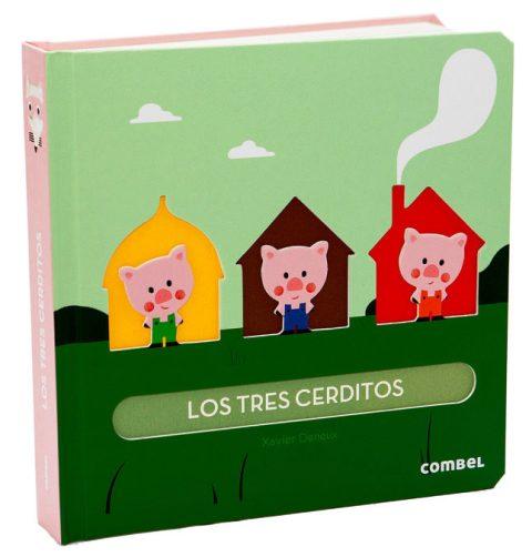 LOS TRES CERDITOS . RINCON DE CUENTOS