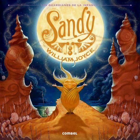 SANDY . EL ORIGEN DE LOS GUARDIANES