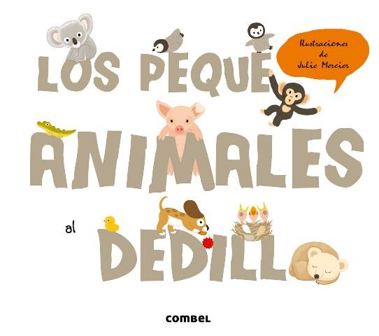 LOS PEQUE ANIMALES AL DEDILLO