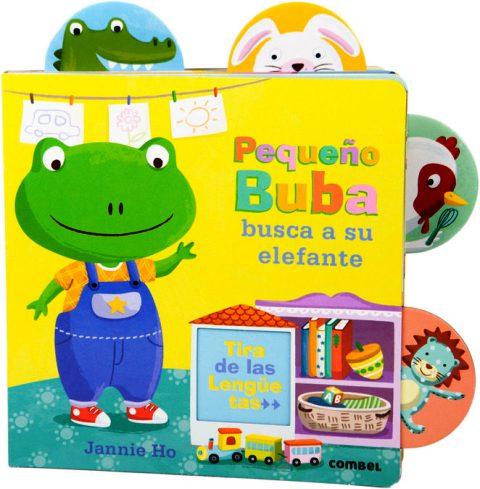 PEQUEÑO BUBA BUSCA A SU ELEFANTE