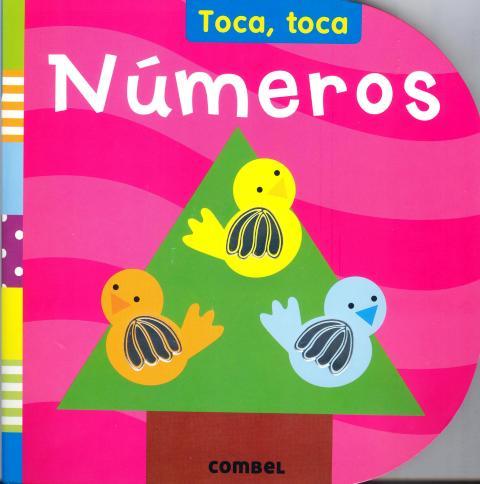 NUMEROS . TOCA , TOCA