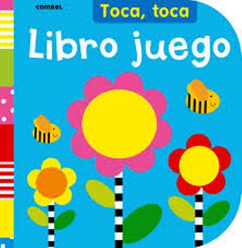 LIBRO JUEGO. TOCA , TOCA (2014)