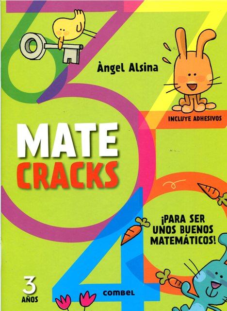 MATECRACKS 3 AÑOS PARA SER UNOS BUENOS MATEMATICOS !