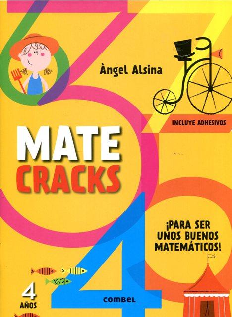 MATECRACKS 4 AÑOS PARA SER UNOS BUENOS MATEMATICOS !