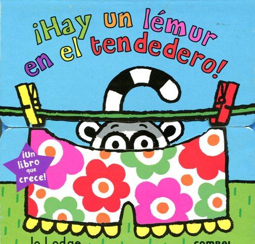 HAY UN LEMUR EN EL TENDEDERO !