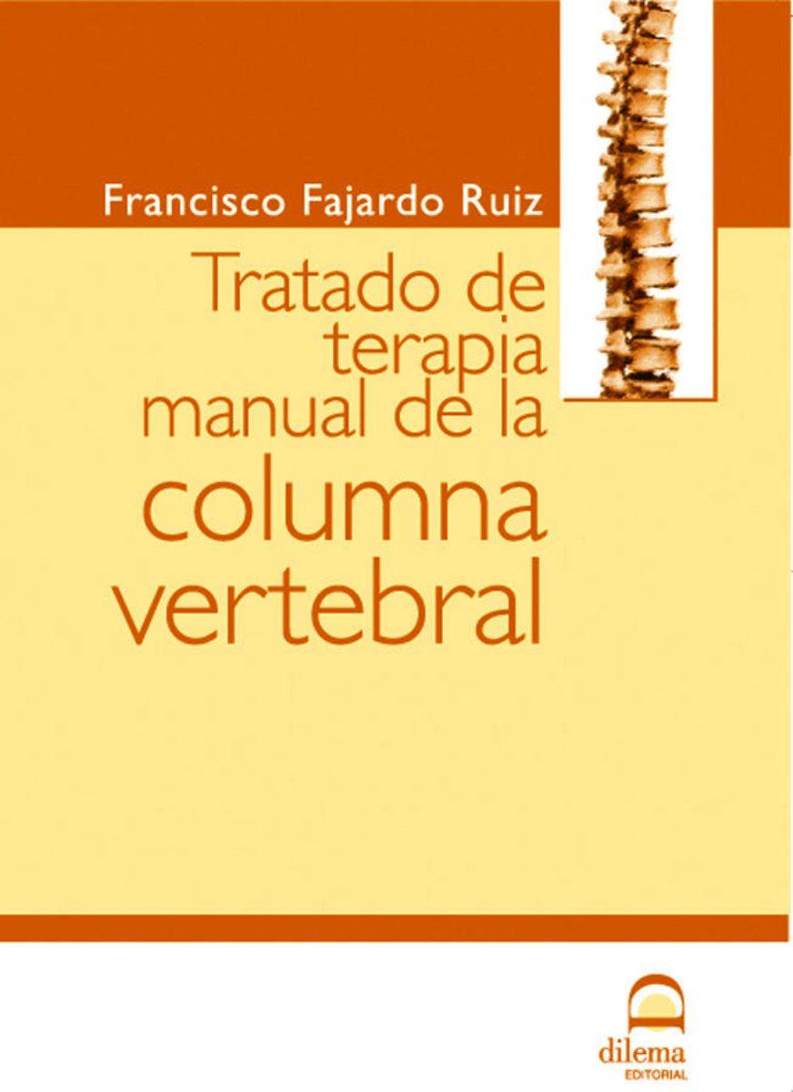 COLUMNA VERTEBRAL TRATADO DE TERAPIA MANUAL DE LA