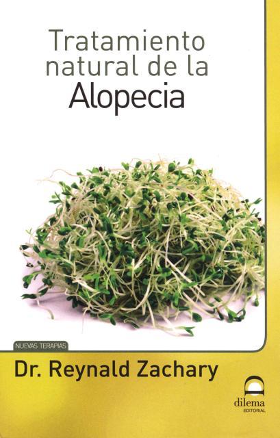 ALOPECIA TRATAMIENTO NATURAL DE LA