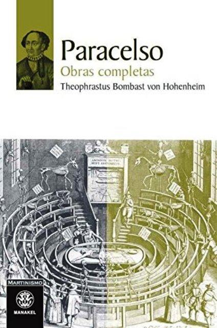 PARACELSO . OBRAS COMPLETAS