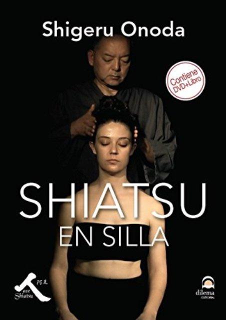 SHIATSU EN SILLA ( DVD + LIBRO )