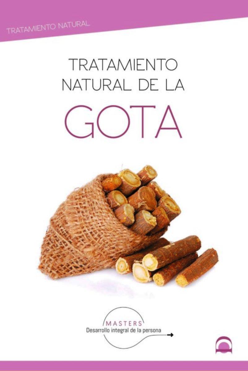 GOTA , TRATAMIENTO NATURAL DE LA