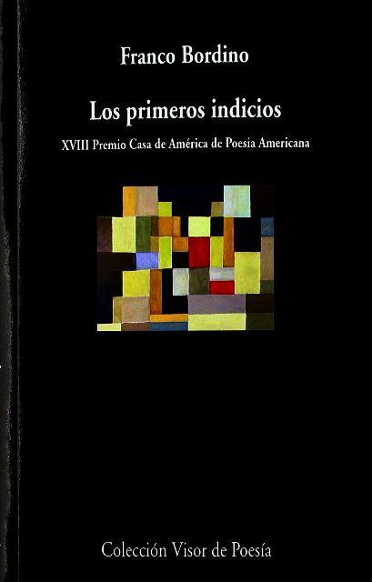 LOS PRIMEROS INDICIOS