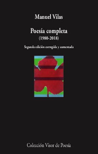 POESIA COMPLETA (1980 - 2018) VILAS