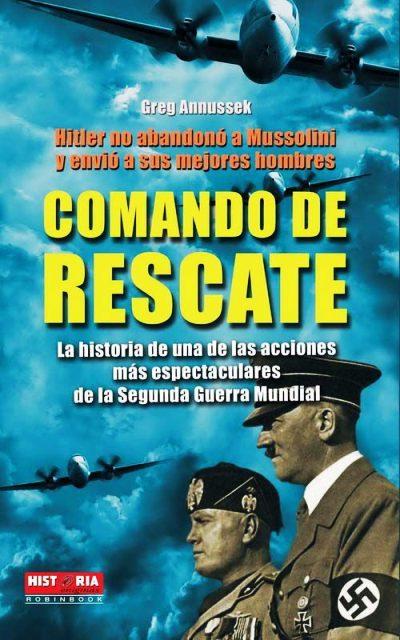 COMANDO DE RESCATE