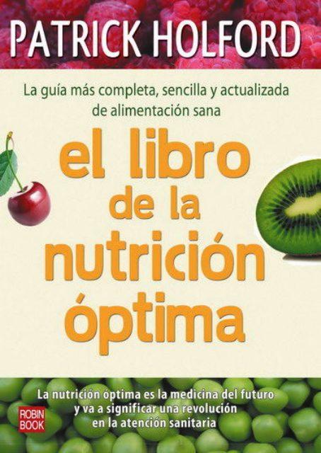 EL LIBRO DE LA NUTRICION OPTIMA