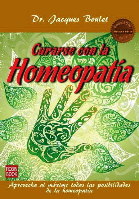 CURARSE CON LA HOMEOPATIA (MASTERS BEST)