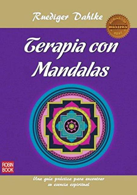 TERAPIA CON MANDALAS (MASTERS)