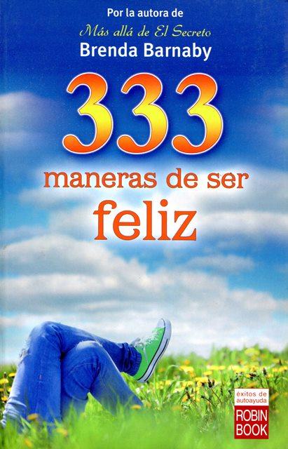 MANERAS 333 DE SER FELIZ