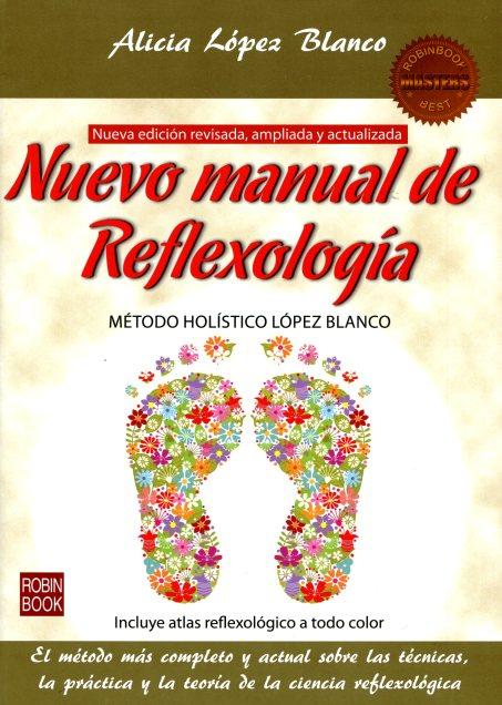REFLEXOLOGIA NUEVO MANUAL DE . (MASTERS BEST)