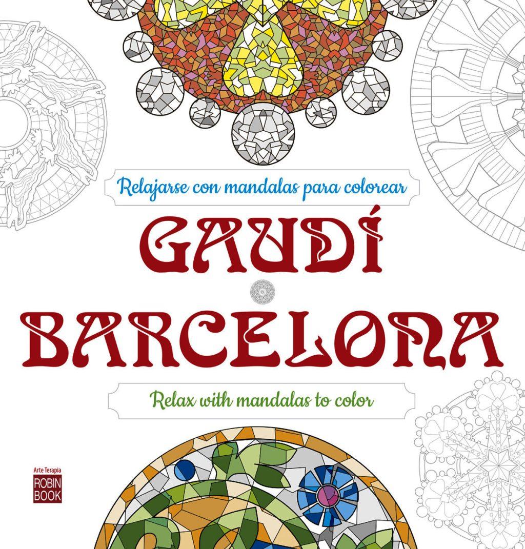 MANDALAS - GAUDI BARCELONA - ARTE TERAPIA