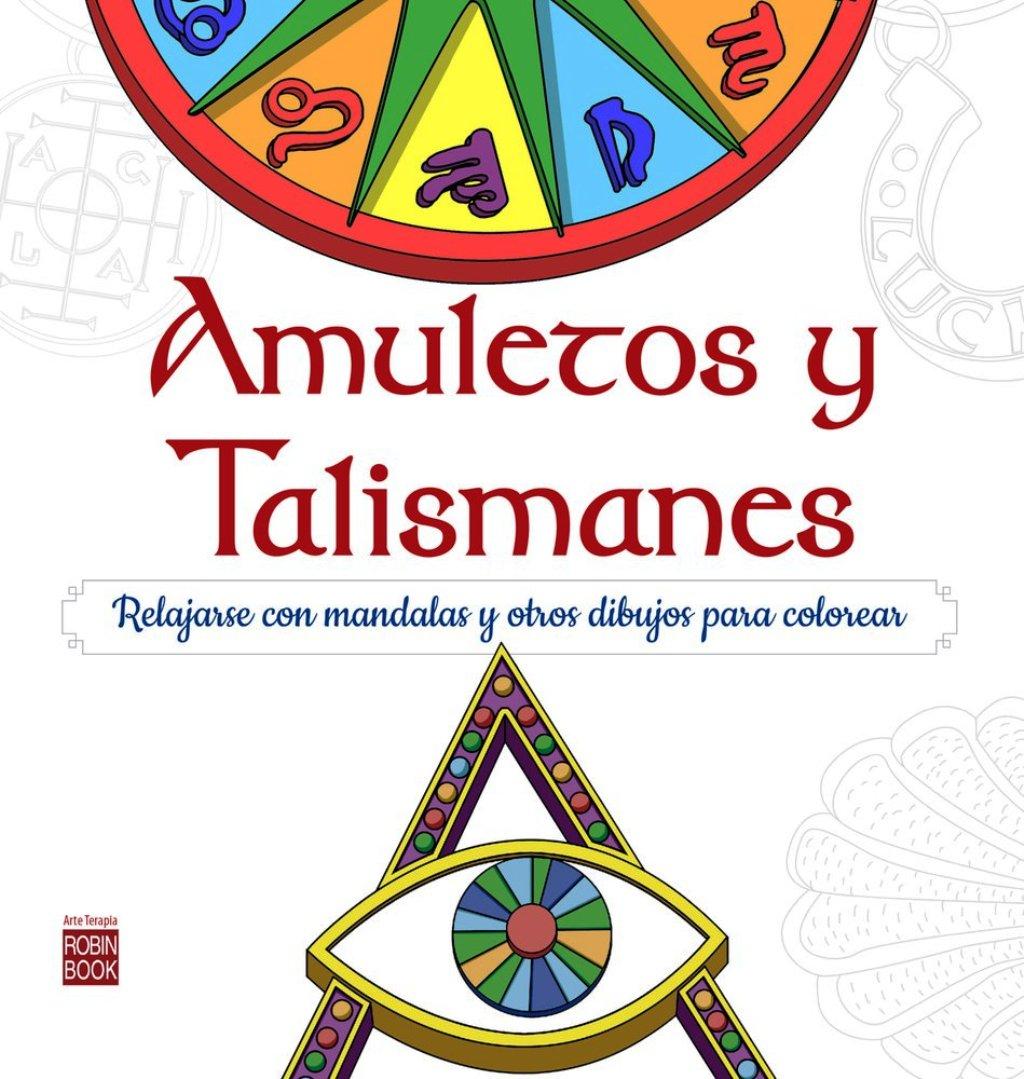 MANDALAS - AMULETOS Y TALISMANES - ARTE TERAPIA