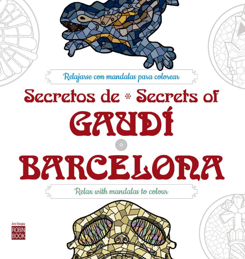 MANDALAS - SECRETOS DE GAUDI BARCELONA - ARTE TERAPIA