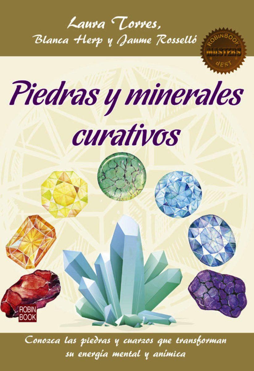 PIEDRAS Y MINERALES CURATIVOS (MASTERS BEST)