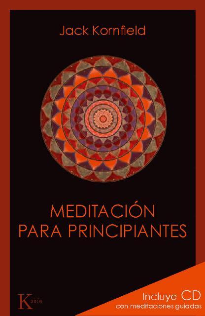 MEDITACION C/CD PARA PRINCIPIANTES (ED.ARG.)