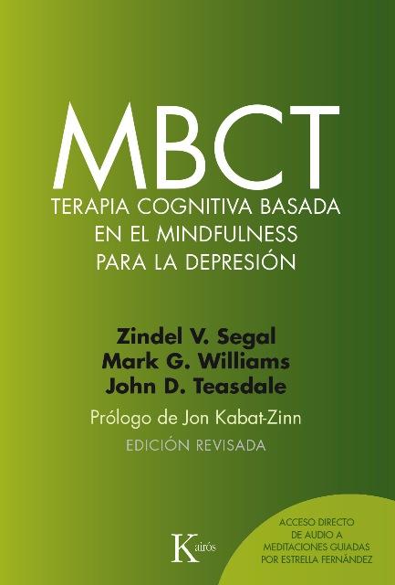 MBCT . TERAPIA COGNITIVA BASADA EN EL MINDFULNESS PARA LA DEPRESION