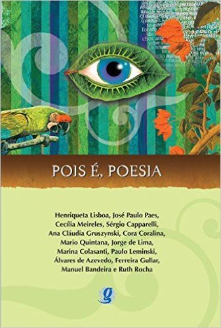 POIS E , POESIA . ANTOLOGIA DE POESIAS PARA JOVENS