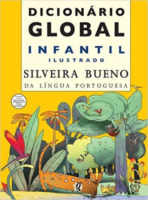 DICIONARIO GLOBAL INFANTIL ILUSTRADO