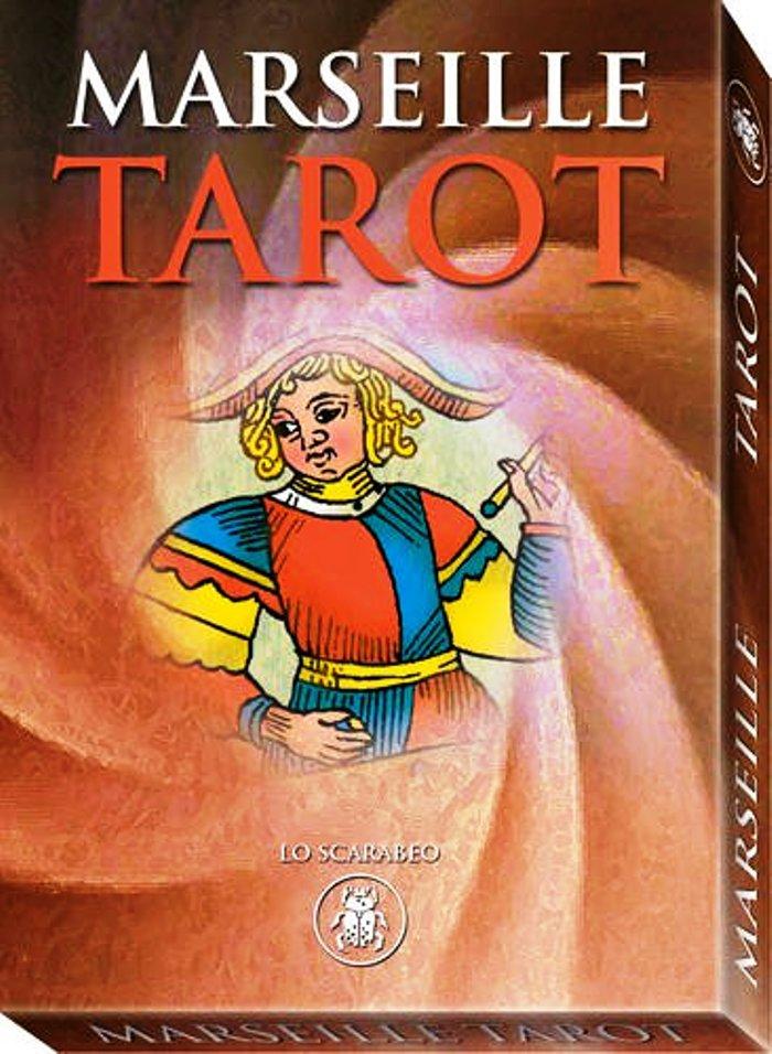 MARSEILLE TAROT . ARCANOS MAYORES