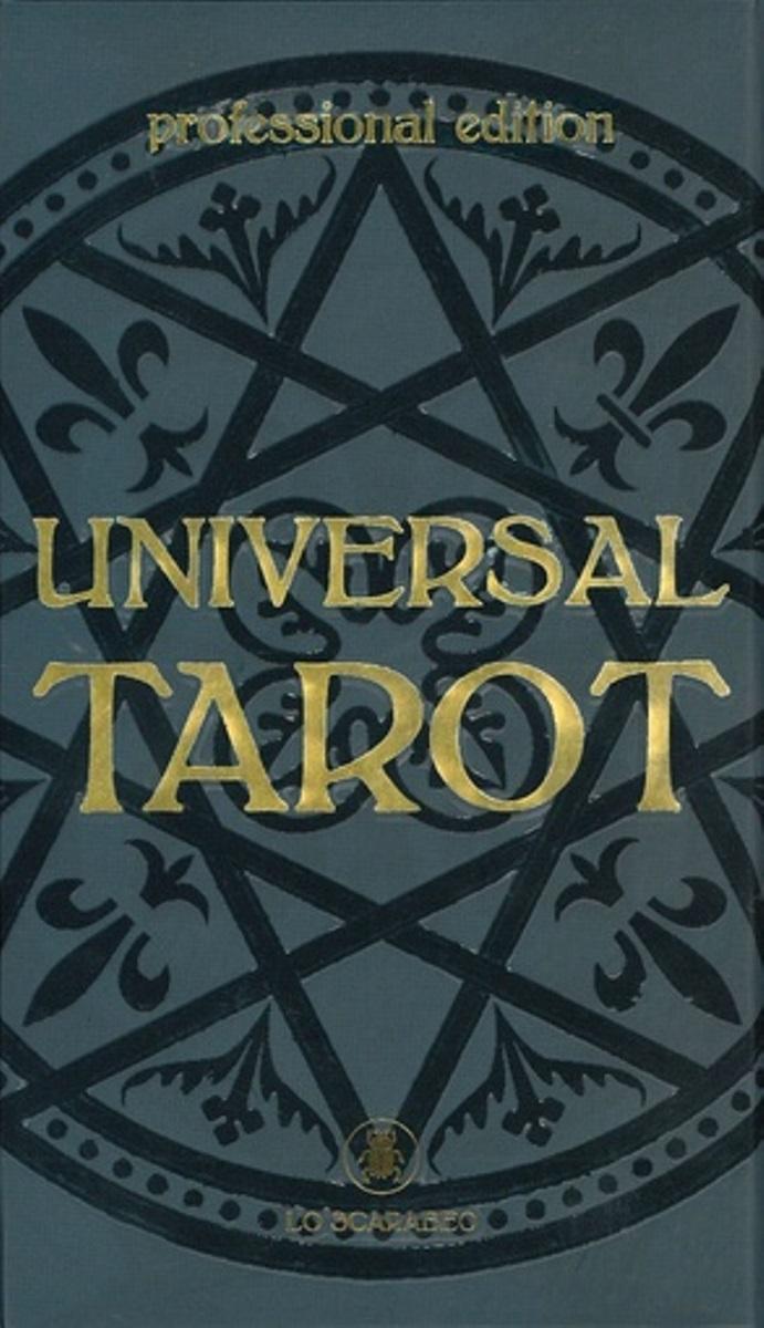UNIVERSAL TAROT (LIBRO + CARTAS) PROFESSIONAL EDITION