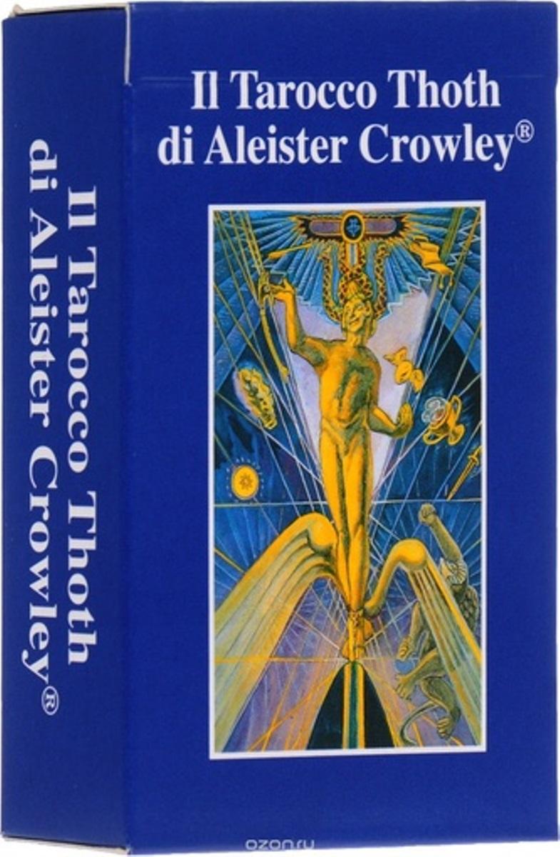 THOTH DI ALEISTER CROWLEY (LIBRO + CARTAS) TAROT
