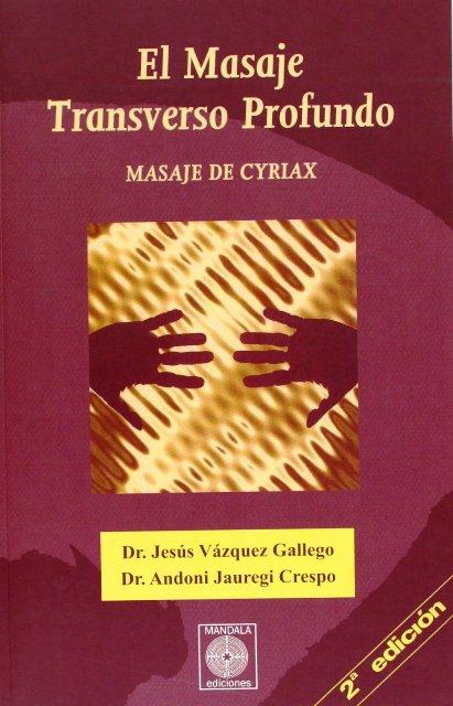 EL. MASAJE TRANSVERSO PROFUNDO