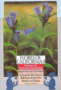 FLORES DE CALIFORNIA II . SISTEMA DE ESENCIAS PLURALISTAS