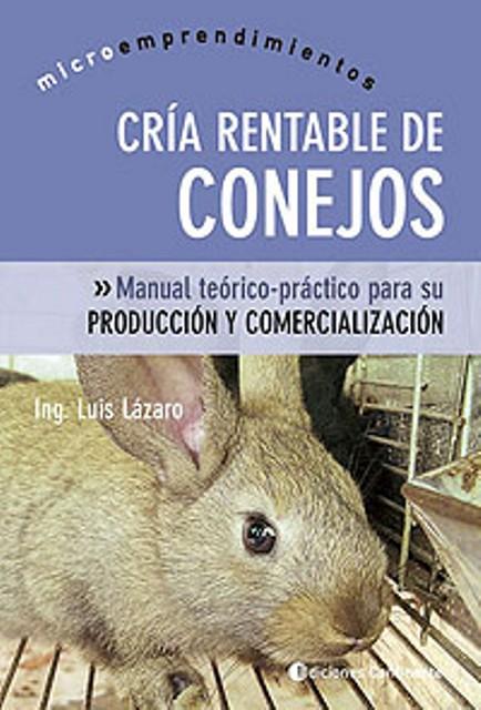 CONEJOS CRIA RENTABLE DE