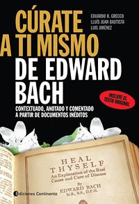 CURATE A TI MISMO DE EDWARD BACH